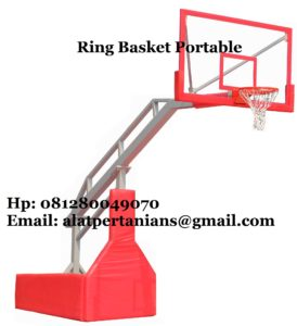 ring basket portable manual hidrolik