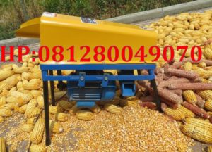 Mesin Perontok Jagung Single Corn